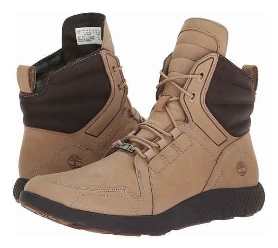 Zapatillas Hombre Timberland Flyroam Leather Mid