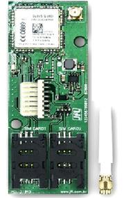 Modulo Gprs Mgp 04 Jfl Para Centrais Active Jfl 2 Sim Card