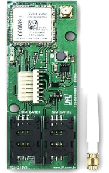 Modulo Gprs Mgp Jfl Para Centrais Active Jfl 2 Sim Card