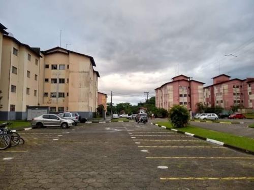 Apartamento No Bairro Jardim Umuarama G2 Em Itanhaém/sp
