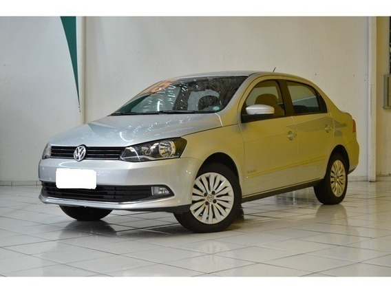 Volkswagen Voyage 1.6 Vht Highline Prata 8v Flex 4p Manual 2