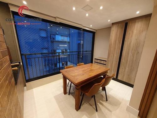 Imagem 1 de 14 de Apartamento A Venda No Bairro Campestre - V-4902