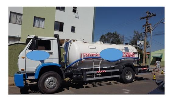Aluguel / Venda Caminhão Limpa Fossa Com Hidrojato