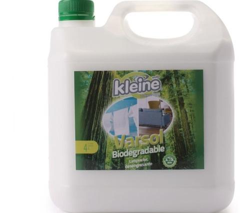 Imagen 1 de 2 de Varsol Biodegradable X4 Litros - L a $14975