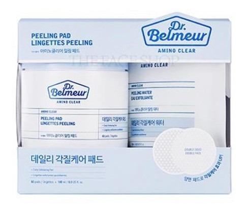 [the Face Shop] Dr.belmeur Amino Clear Peeling Pad
