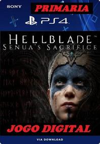 Hellblade: Senuas Sacrifice Ps4 - Leg Portugues - Original 1