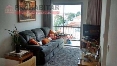 Apartamento Residencial À Venda, Vila São Pedro, São Paulo - Ap2237. - Ap2237