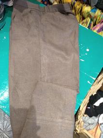 Pantalon De Sarga De Vestir T L