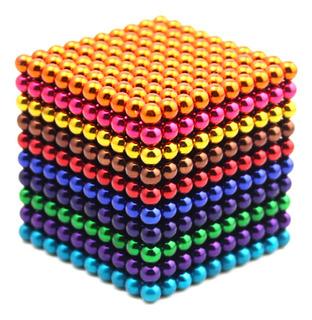 Juego De Bolas Magnéticas 1000pcs 5mm
