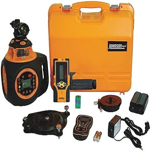 Sale Price Johnson Level And Tool 40-6580 Dual Grade Laser