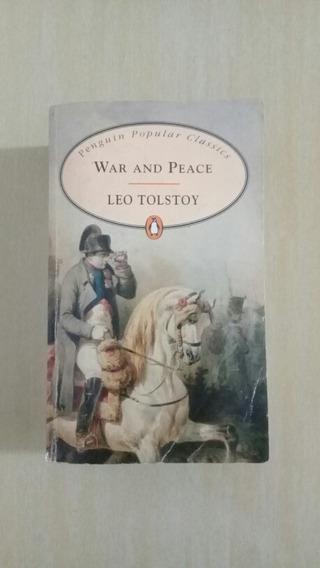 Leo Tolstoy - War And Peace ( Em Inglês) - Penguin Popular
