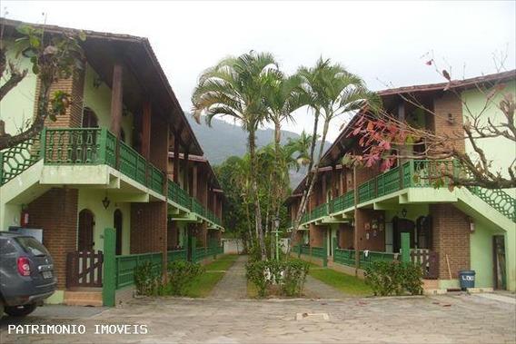 Apartamento Para Venda Em Ubatuba, Maranduba, 2 Dormitórios, 1 Suíte, 1 Banheiro, 1 Vaga - 734