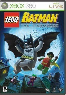 Lego Batman Xbox 360 Seminovo Imperdivel