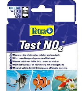 Test Nitrito Tetra No2 Agua Dulce Acuario Estanque Salada