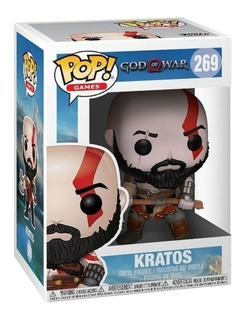 Funko Pop God Of War 269 Kratos Original Nuevo Magic4ever