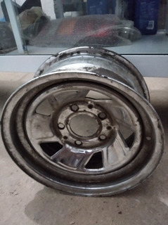 Rin 15 Ford F100 F150 5 Huecos Cj5 Cj7 Wagonr Willys 139 Mm
