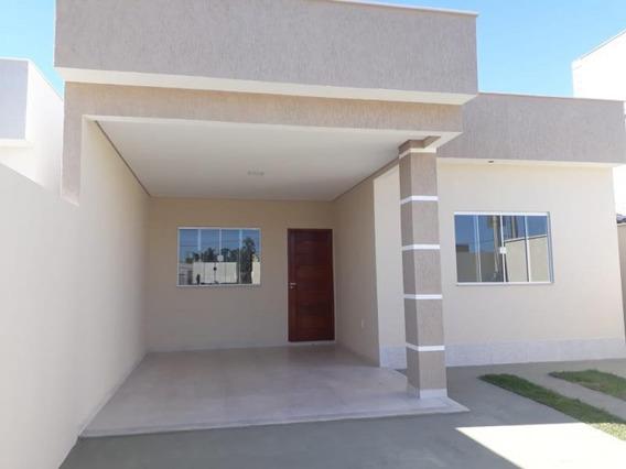Casa Para Venda Em Porto Real, Loteamento Real Grandeza - Ettore, 2 Dormitórios, 1 Suíte, 1 Banheiro, 1 Vaga - 10068_1-1030675