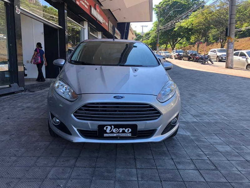 Ford New Fiesta 1.6 Se Plus Hatch 16v Flex 4p Powershif