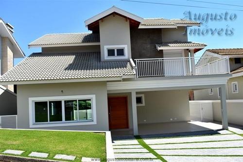Casa Em Atibaia Condominio Água Verde