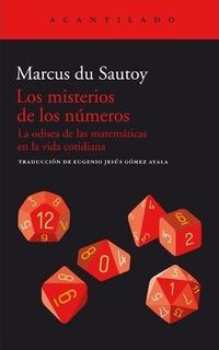 Los Misterios De Los Números, Marcus Du Sautoy, Acantilado