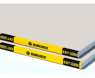 Placa Durlock Reforzada 12,5mm 1,20mtx2,40mt