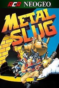 Aca Neogeo Metal Slug Xbox One Digital 25 Digitos 12x Sem Ju