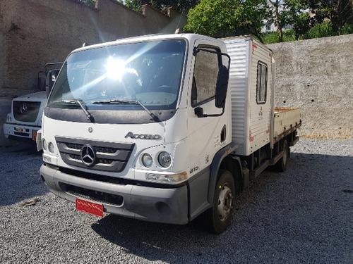 Mercedes Acello 3/4 815 C Ano 2018 Cabine Suplementar