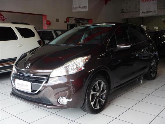 Peugeot 208 Premier 1.6 16v (flex) 2014