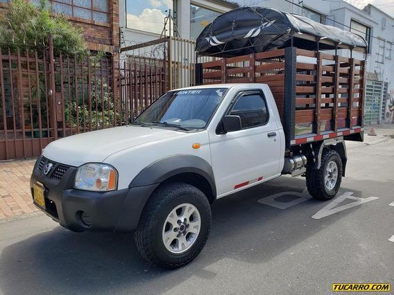 Nissan Frontier Estacas 4x4 A.a