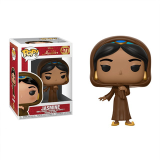 Funko Pop #477 Aladdin - Jasmine In Disguise