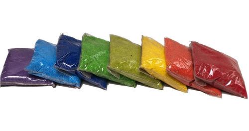 Arenas De Colores Para Decorar Tus - Unidad a $6250
