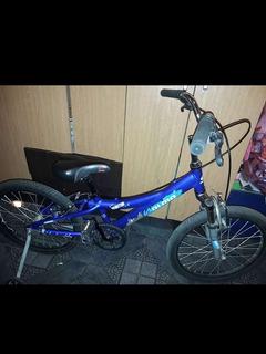 Bicicleta Rod. 20 Olmo
