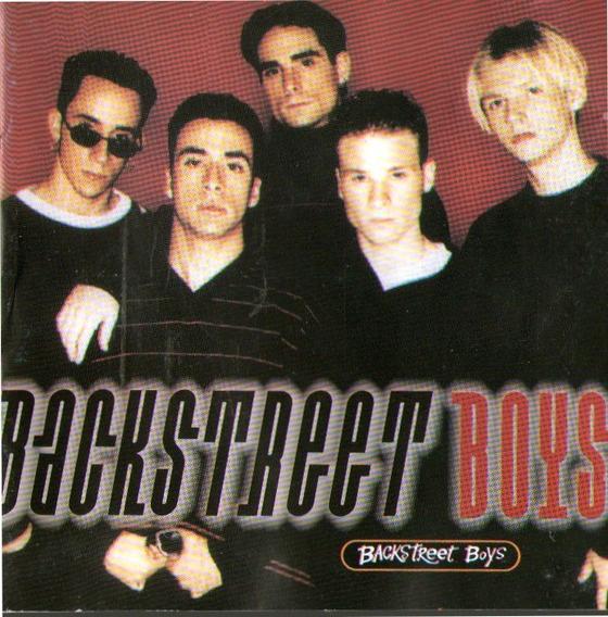 Cd Backstreet Boys - Backstreet Boys - Semi Novo***