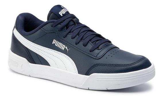 Tenis Puma Caracal Marino/blanco 369863 04