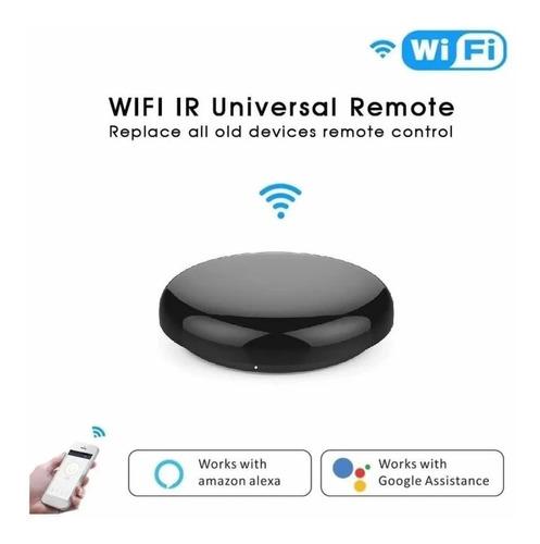 Wifi Control Remoto Infrarrojo Ir Inteligente Alexa Google