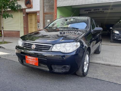 Fiat Palio Negro 1.4 Fire Nafta Año 2014 Ernesto Automotores