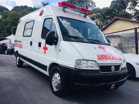 Ambulância Ducato 2013