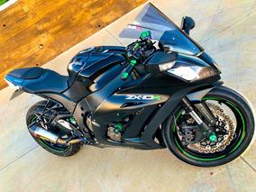 Kawasaki Ninja Zx 10r - 2015