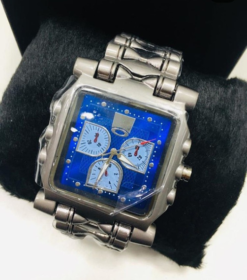 Relógios Masculinos, Pulseira De Aço