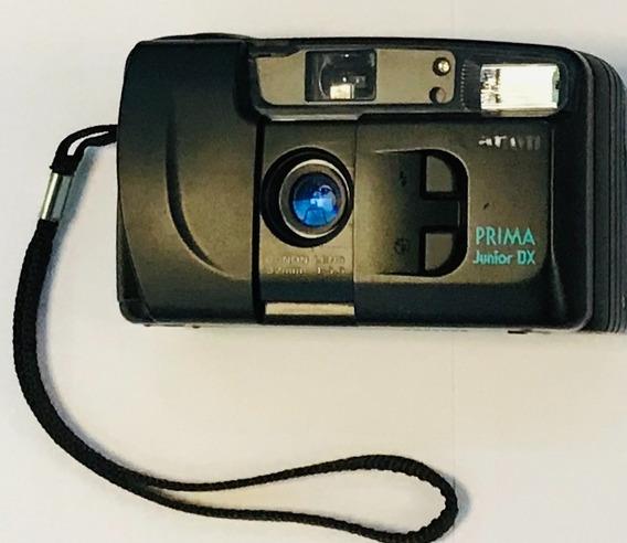 Câmera Fotográfica Canon Prima Júnior Dx