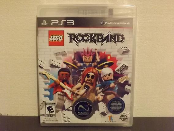 Ps3 Lego Rockband - Original & Lacrado - Aceito Trocas...