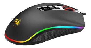 Mouse Gamer Redragon M711-fps Cobra Rgb 24.000 Dpi