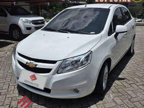 Chevrolet Sail Ltz Mt 1.4 2017 Klz229 Salvamento Sura