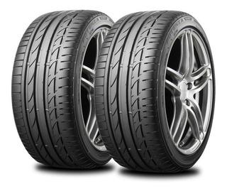 Kit X2 Bridgestone 225 45 R19 W Potenza S001 Run Flat Cuotas