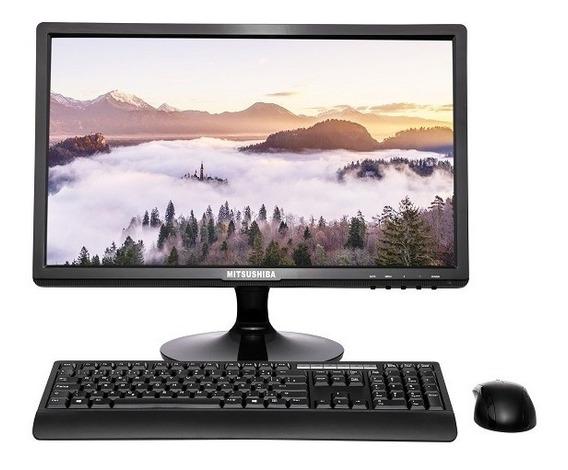 Computador All In One 19,5 Pol 4gb/ssd32gb Windows 10 Pro