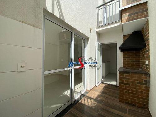 Imagem 1 de 30 de Sobrado Com 2 Dormitórios À Venda, 82 M² Por R$ 419.000 - Vila Santa Clara - São Paulo/sp - So1692