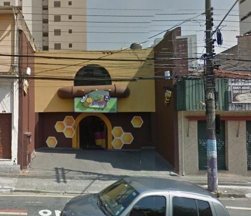 Galpão Comercial À Venda, Vila Mariana, São Paulo. - Ga0119