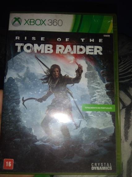 Rise Of The Tomb Raider Xbox 360 Dublado Mídia Física