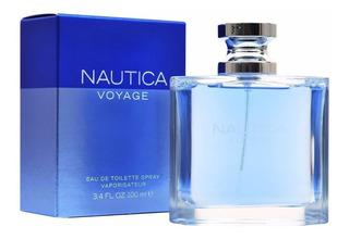 Perfume Para Hombre Originales Nautica Voyage 100 M/l