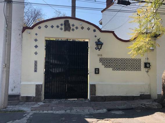 Casa A Media Cuadra Del San Ángel Inn Y De Altavista
